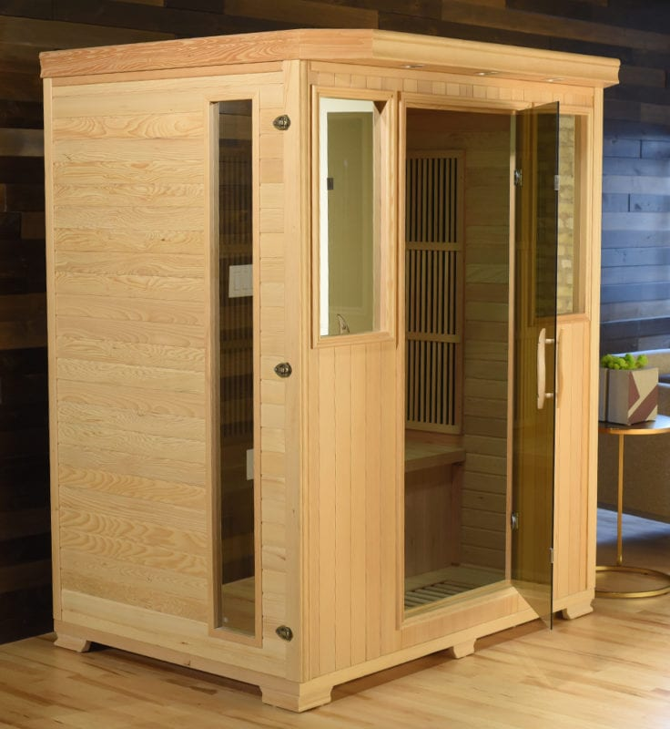 GHS 3 Person Empty Lifestyle saunas