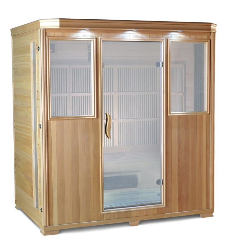 GHS-4-Person-Sauna-on-White saunas