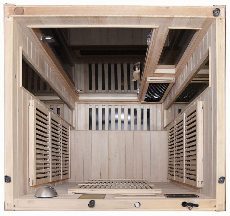 Unknown saunas