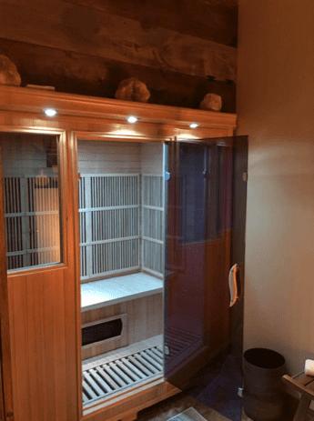 GHS saunas