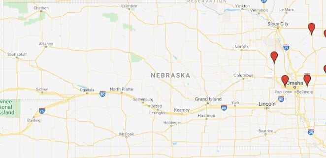 Best infrared saunas in Nebraska: Grand Island, Lincoln, Columbus