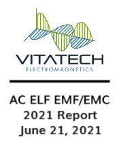 2021 EMF Report (Infrared Saunas)